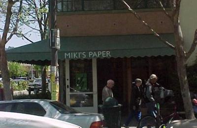Miki's Paper - Berkeley, CA
