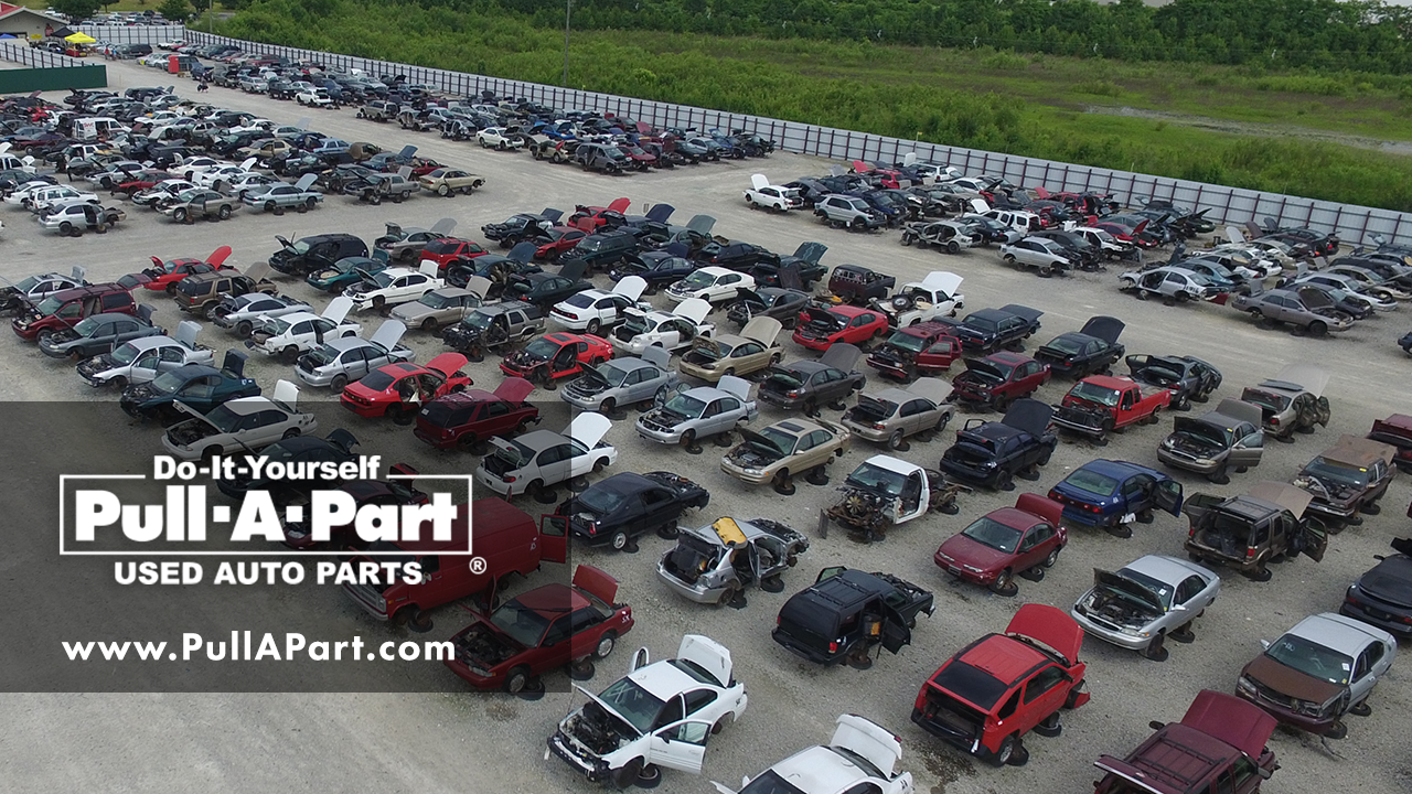 Pull A Part Akron 1250 Kelly Ave Oh 44306 Ypcom Used Car Parts