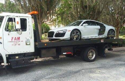 Fam Towing and Transportation - Orlando, FL