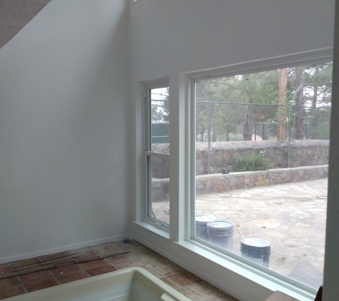 Hawkeye painting service - El paso, TX. Interior painting done right
