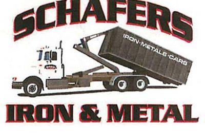 Schafer's Iron & Metal - Rowley, IA