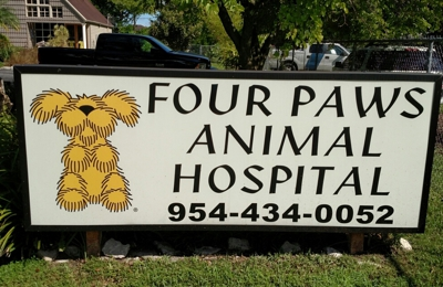 Four Paws Animal Hospital - Cooper City, FL