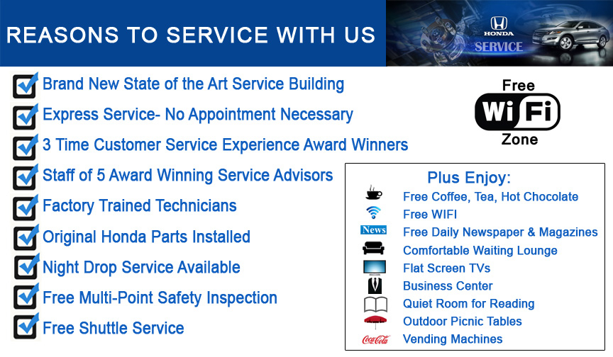 Yonkers Honda Service >> Yonkers Honda Service Center 500 Yonkers Ave Yonkers Ny