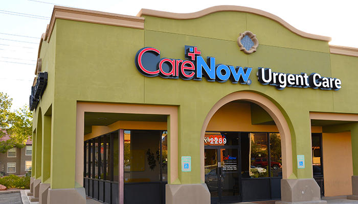 Carenow Urgent Care Green Valley Warm Springs 2269 N Green