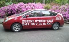 Eugene Hybrid Taxi