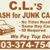 CL's Cash for Junk Cars - CLOSED