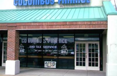 Columbus Finance And Income Tax Service - Anniston, AL
