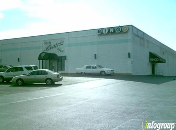 Jackpot Bingo Parlor - San Antonio, TX
