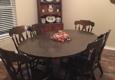 Fontenot Construction - Clyde, TX. Dining room.