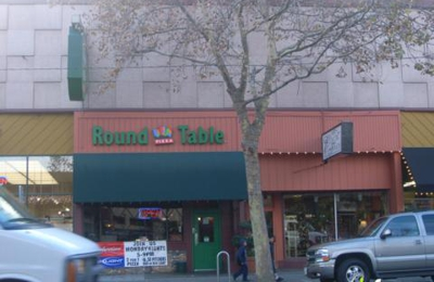 Round Table Pizza - San Jose, CA