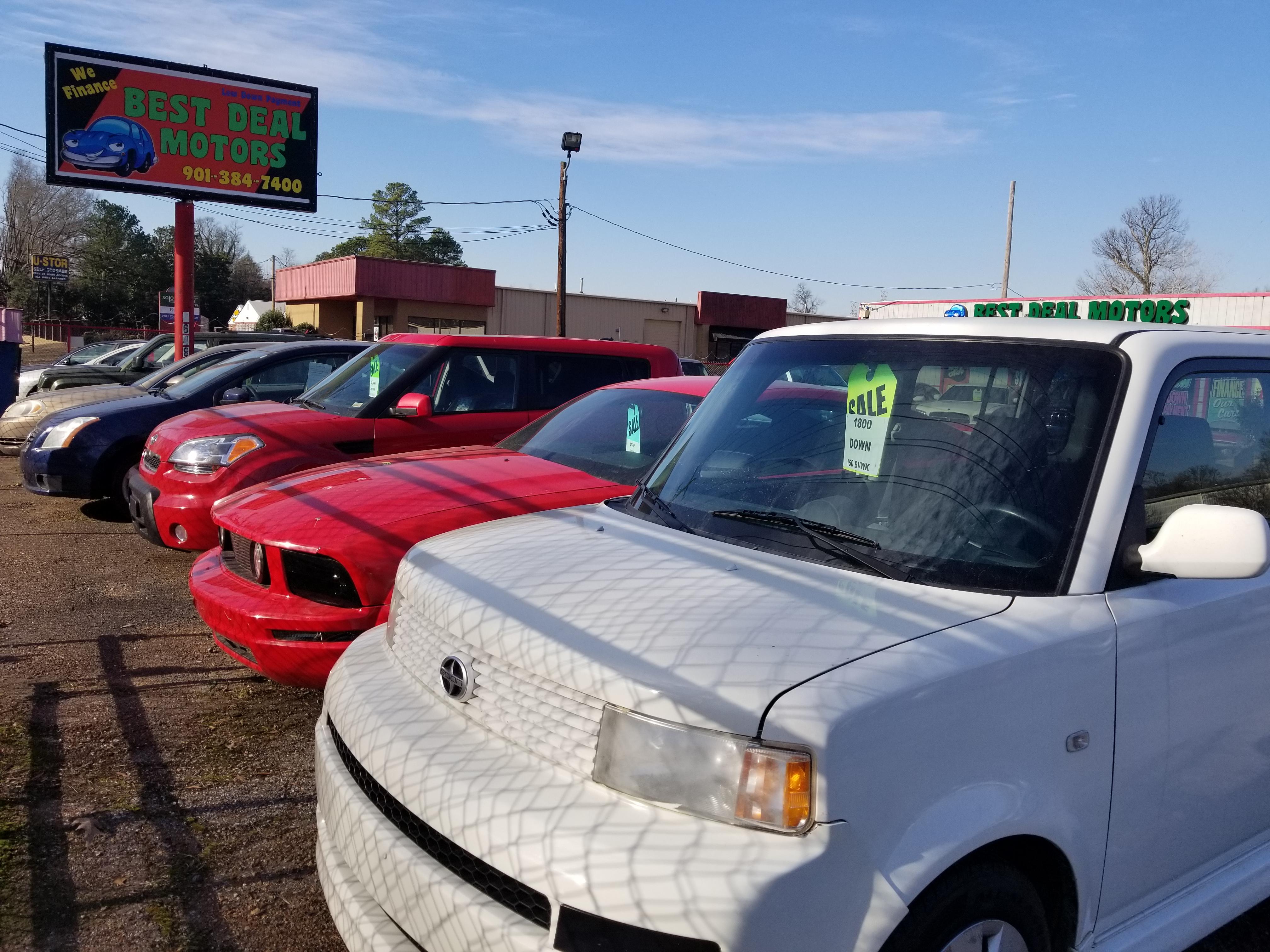 Best Deal Motors 5648 Summer Ave Memphis TN YP