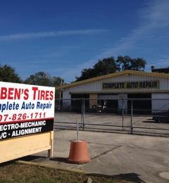 Rubens Tires - Orlando, FL