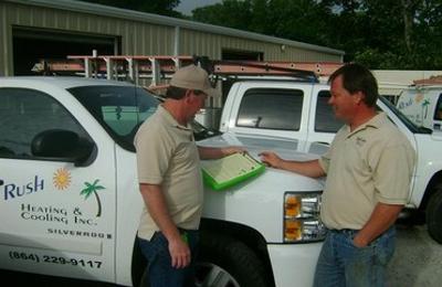 Rush Heating & Cooling Inc. - Greenwood, SC