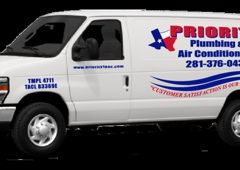 Priority 1 Plumbing & Air Conditioning - Spring, TX