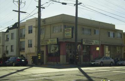 El Burrito Express - San Francisco, CA