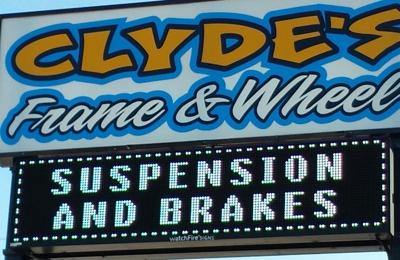 Clyde's Frame & Wheel Service Inc. - Pontiac, MI