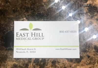 East Hill Aesthetics Clinic 99 S Alcaniz St Ste B Pensacola Fl