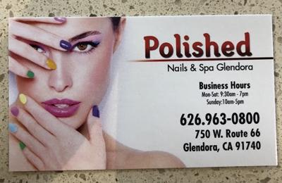 Polished Nails Spa - Glendora, CA
