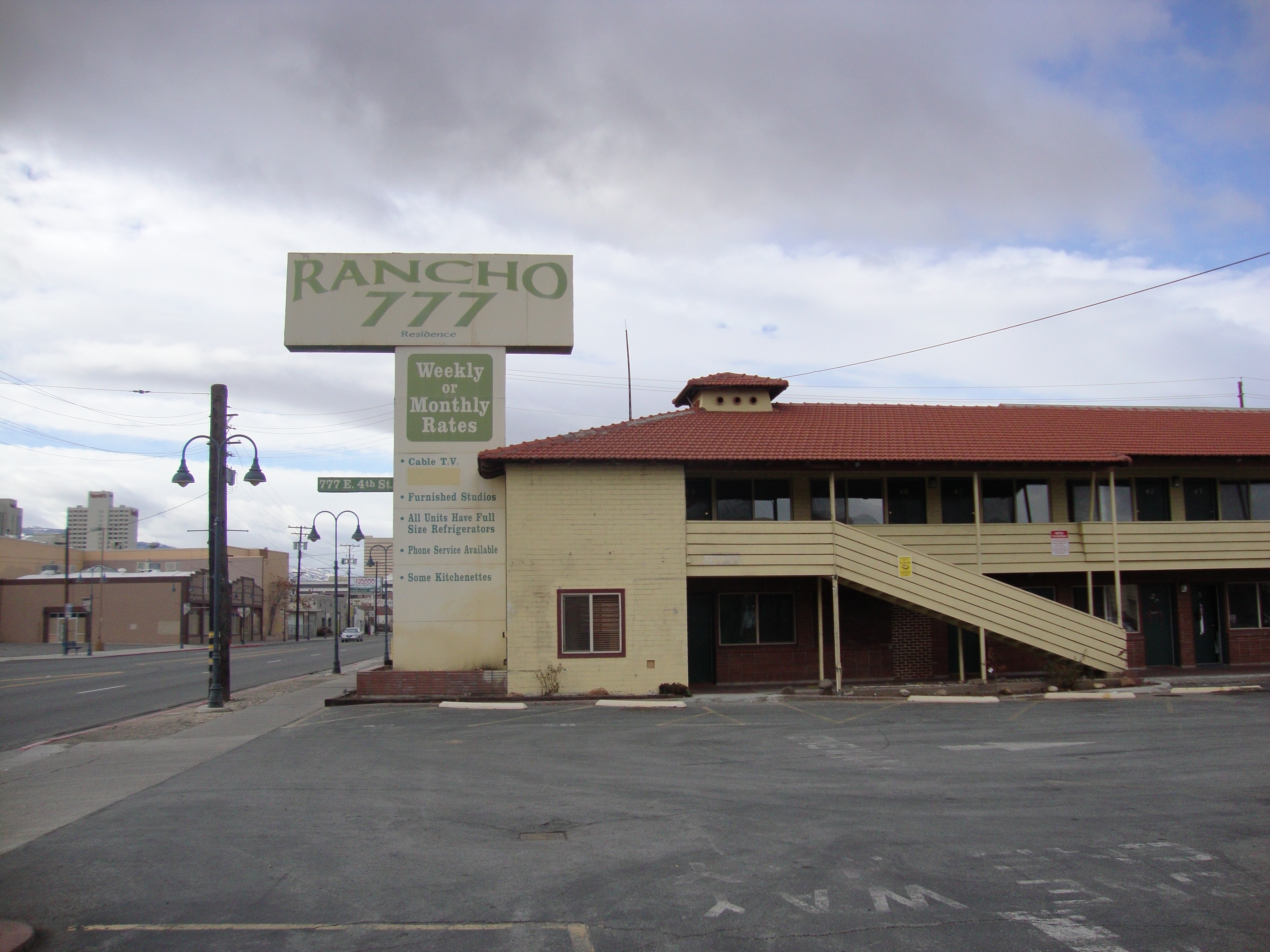 Rancho 777 777 E 4th St Reno Nv 89512 Ypcom