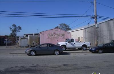 Bayside Equipment Company - Redwood City, CA