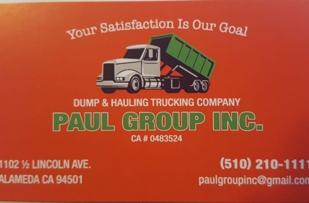 Dump Truck Service, Trucking-Heavy Hauling, Transportation Providers