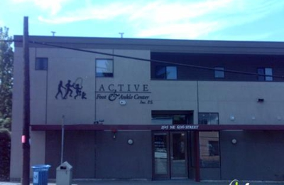 Active Foot & Ankle Clinic - Seattle, WA