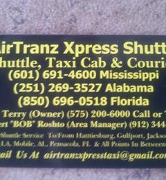 AIRTRANZ XPRESS (AIRPORT TAXI) SHUTTLE - Biloxi, MS