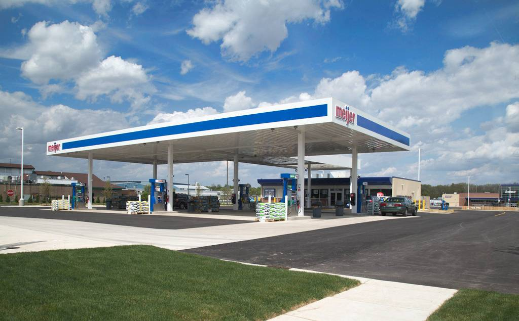 Brilliant Meijer Gas Station 14900 Us Highway 31 Grand Haven Mi Home Interior And Landscaping Palasignezvosmurscom