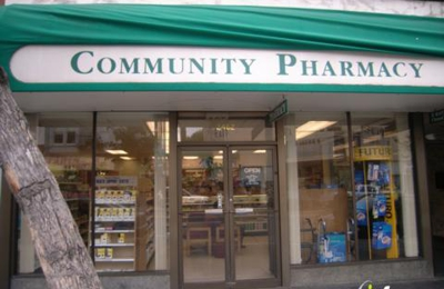Community Pharmacy - San Francisco, CA