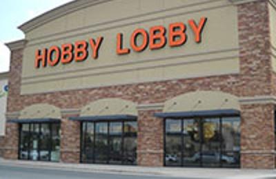 Hobby Lobby Burlington Nc