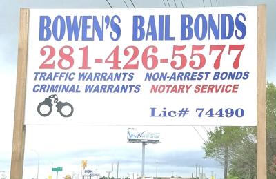 Bowen's Bail Bonds - Baytown, TX