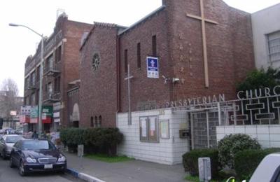 Chinese Presbyterian Church - Oakland, CA