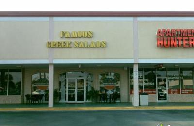 Famous Greek Salads - Tampa, FL