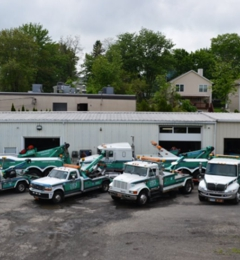 Town Plot Auto Body & Towing - Waterbury, CT