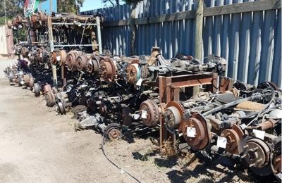 Manteca Auto Dismantler - Lathrop, CA