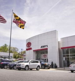 Jerry's Toyota - Baltimore, MD