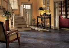 Carrell Rogers Carpet One Louisville Ky Armstrong Laminate Makes A Statement In Grey