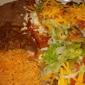 Guadalajara Restaurant - Milwaukee, WI. Combination plate.