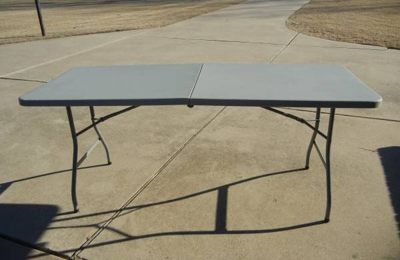 Rent A Clothing Rack Or Table - Oklahoma City, OK