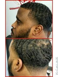 BARBER : TERRANCE (Senior Barber/Owner)