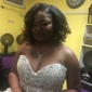 Christy E inside Hair Radiant Salon - Dallas, TX. Prom hair and makeup
