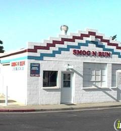 Smog N Run - Los Gatos, CA