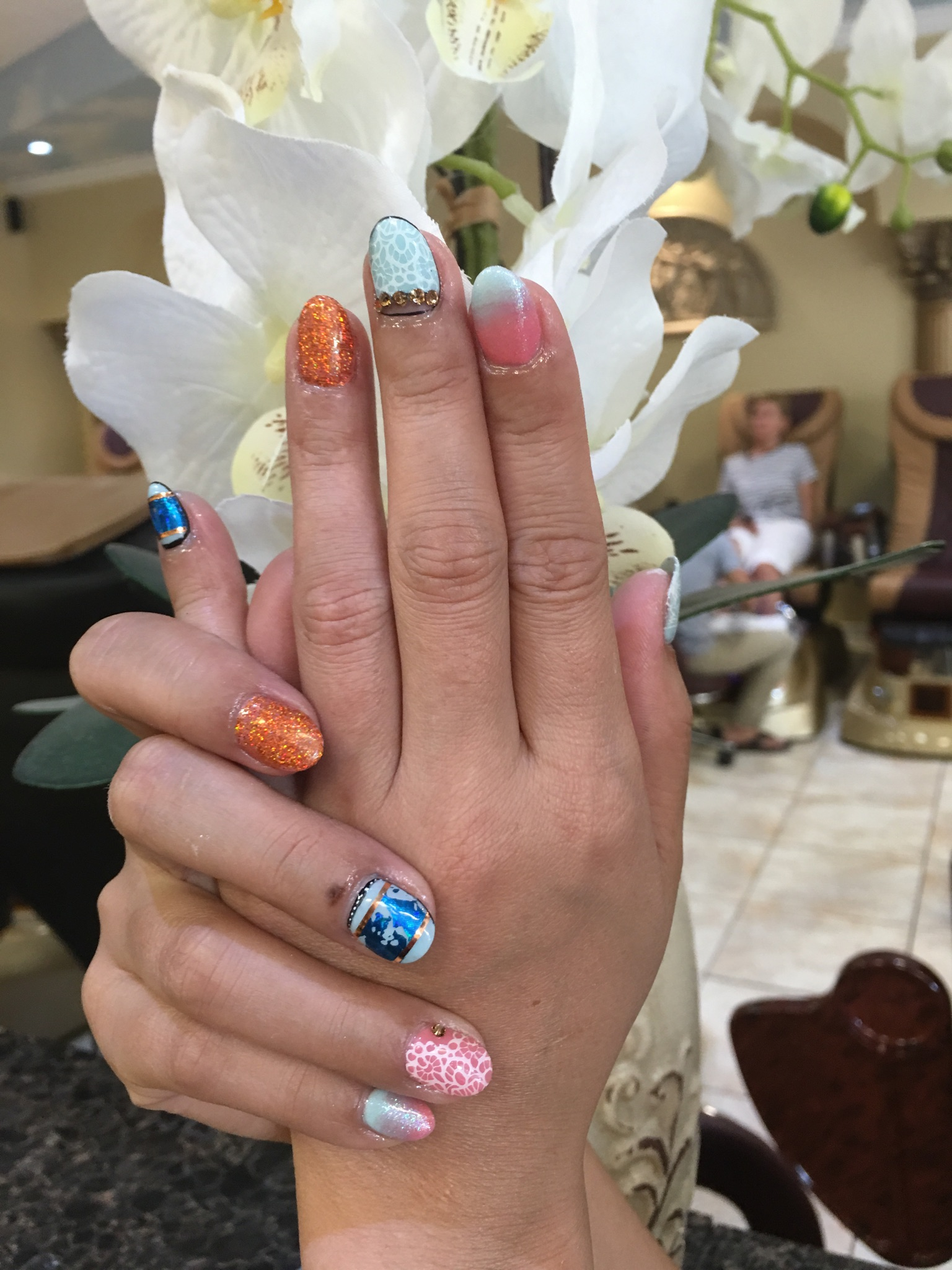 Diva nail salon sarasota fl 34238 for Ab nail salon sarasota