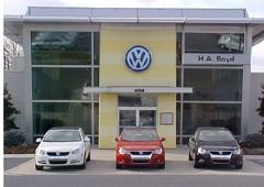H A Boyd Volkswagen Lebanon Pa