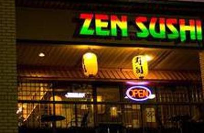 Zen Sushi - Asheville, NC