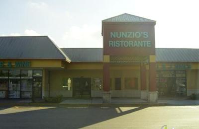 Nunzio's Restaurant - Miami, FL