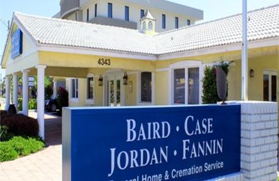 Baird-Case Jordan-Fannin Funeral Home & Cremation Service - Fort Lauderdale, FL