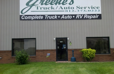 Greene's Truck Auto Service, Inc. - Edinburgh, IN