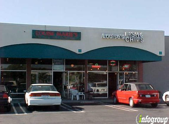 Louis Fish & Chips - Livermore, CA
