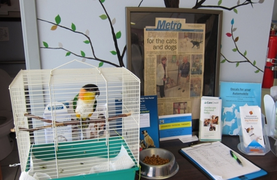 Good Shepherd Veterinary Hospital - Charleston, WV. I have taken my parrots to Dr Stephenson for the last 25 years.